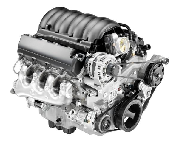 2005 suburban 5.3 engine specs
