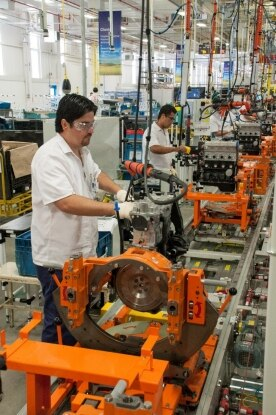 GM's Joinville Engine plant earns LEED Gold certification