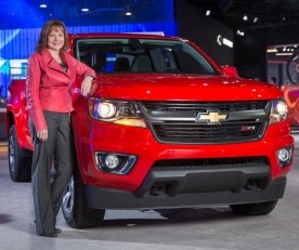 "Chevy Colorado Picks Up Another ""Best"" Award"