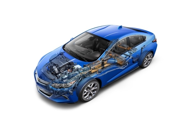 2016 Chevrolet Volt Delivers More   Chevrolet Volt Electrical Block Diagram      Chevrolet Pressroom