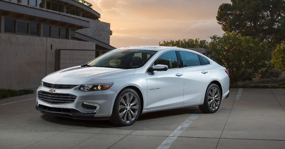 All New Malibu Is Larger More Technological And Efficient