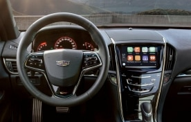 This summer Cadillac will begin deploying Apple CarPlay on the majority of its 2016 models.