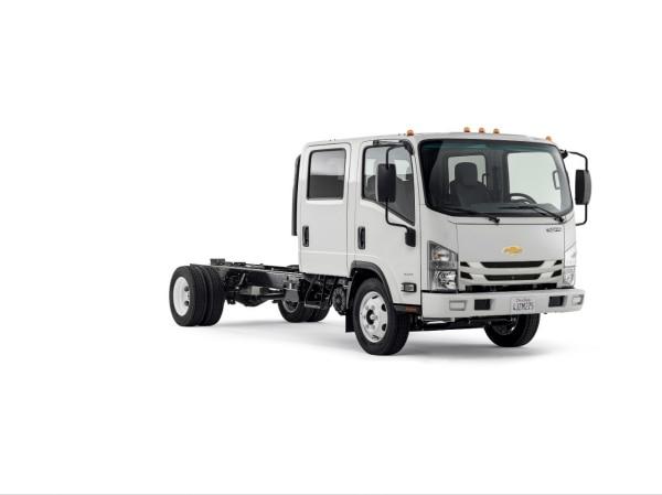 Chevrolet Re-enters Low Cab Forward Truck Market