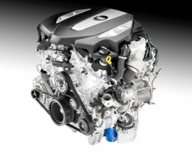 Cadillac Next-Gen V-6 Engines Led by 3.0L Twin Turbo