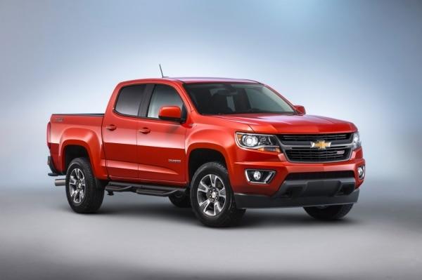 Chevrolet Colorado Diesel Americas Most Fuel Efficient Pickup