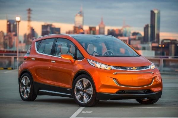 Chevrolet Develops Bolt Ev Using Strategic Partnership