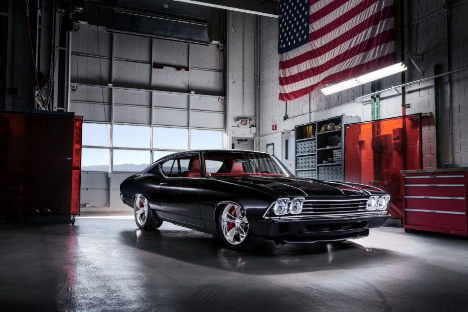 Chevy Chevelle 2016 >> Chevy Concept Combines Style High Tech Performance