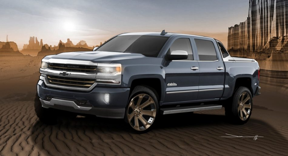 High Country Chevy >> Silverado 1500 High Desert Offers Flexible Storage Options