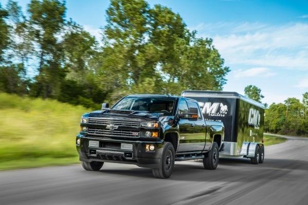 New Duramax 6 6L Diesel Offered on 2017 Silverado HD