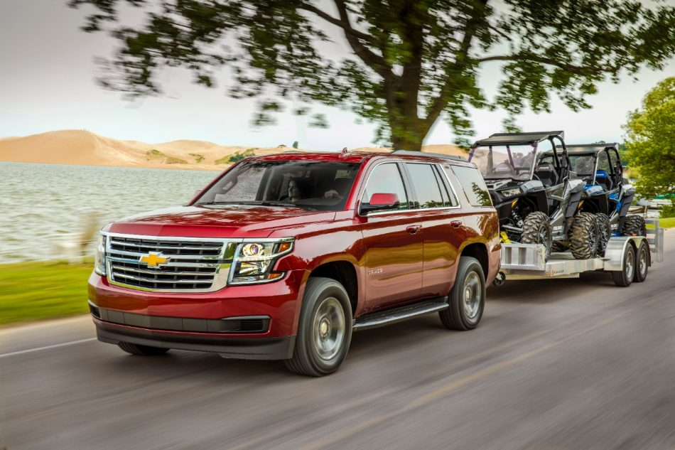 Custom Chevy Tahoe >> Chevrolet Introduces The Tahoe Custom