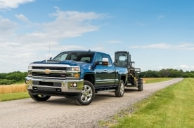 Blue Book Value For Trucks >> Chevrolet Trucks Place Strong In 2018 Kelley Blue Book Best Resale