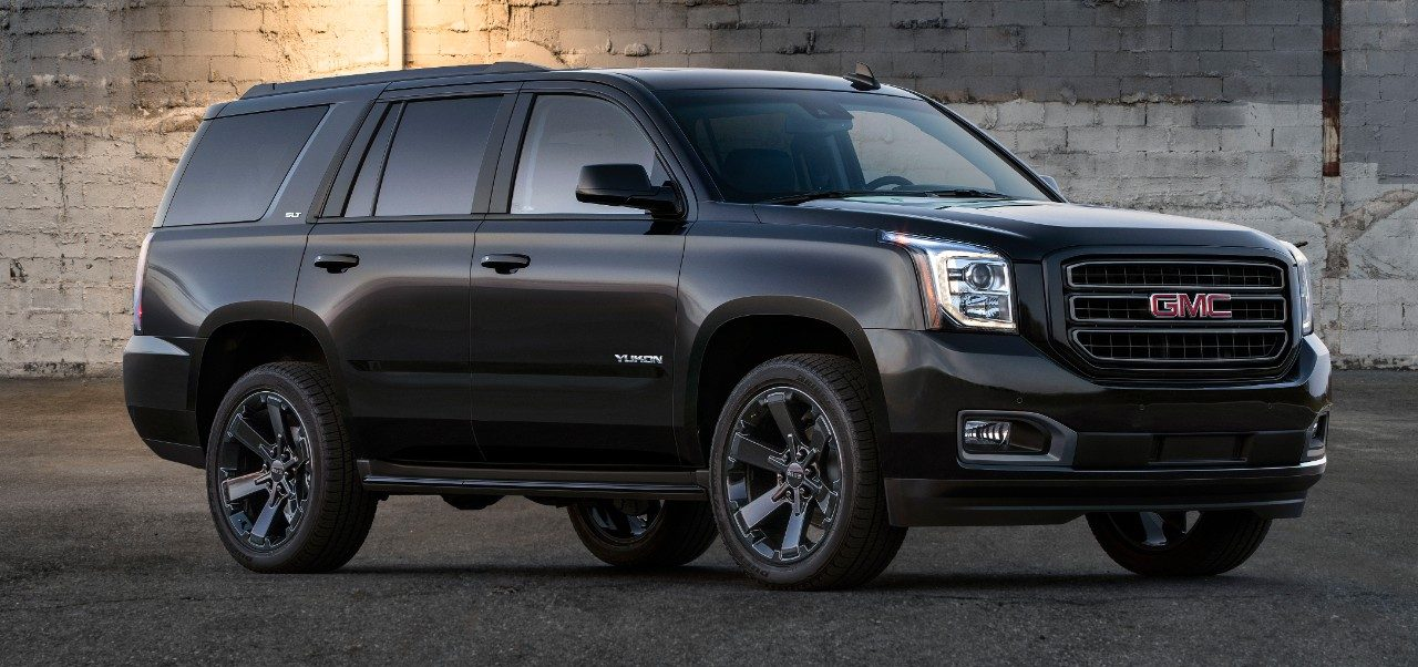 2019 GMC Yukon: New Packages, Specs, Price >> Gmc Introduces 2019 Yukon Graphite Editions