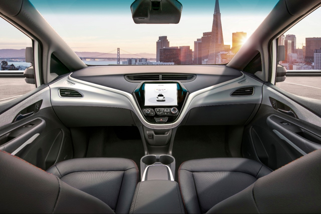 Gm Takes Next Step Toward Future With Self Driving Vehicle Manufacturing In Michigan