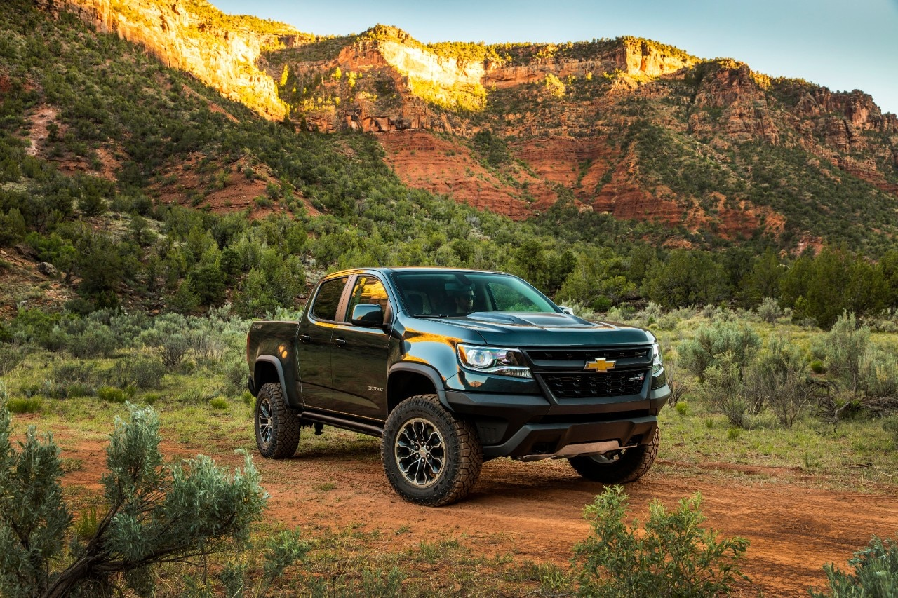 Colorado ZR2 Named a 2018 Autotrader Must Test Drive Award Winner