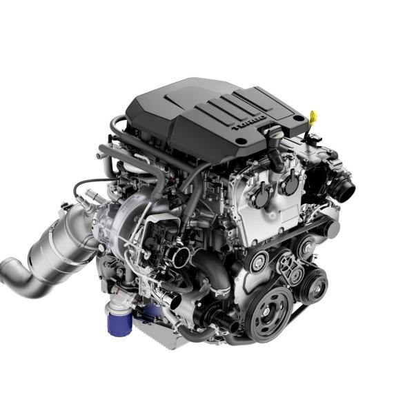 All-new 2 7L Turbo Enhances Versatility of the 2019 Silverado