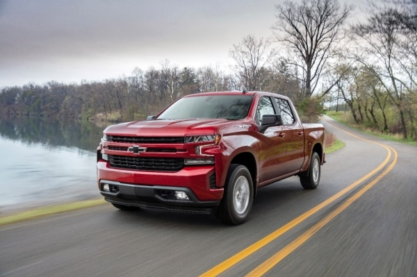 A Silverado — and an Engine — for Every Need
