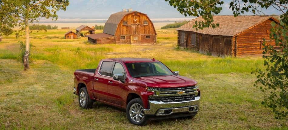 Chevrolet Studies America's Love of Pickup Trucks