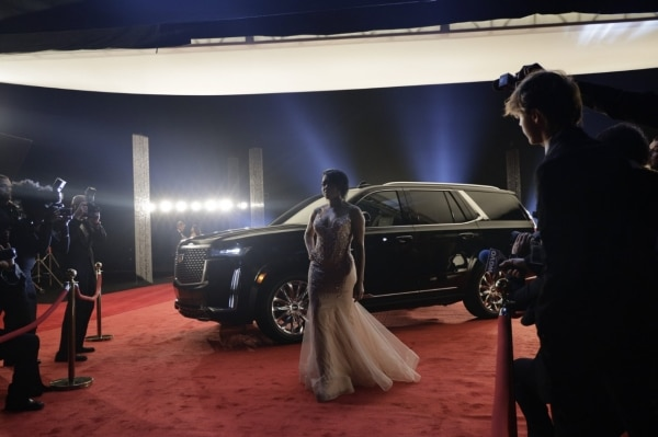 Cadillac Launches New 'Make Your Way' Campaign with Oscar® Winner Regina King
