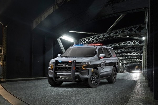2021 Chevrolet Tahoe Suits Up For DutyChevrolet Pressroom - Chevy