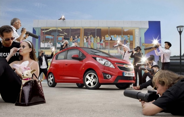 Presskit New Chevrolet Spark: It all begins with a spark