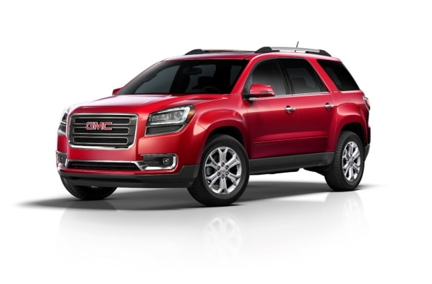 2016 GMC ACADIA CONTINUES A SUCCESSFUL FORMULA