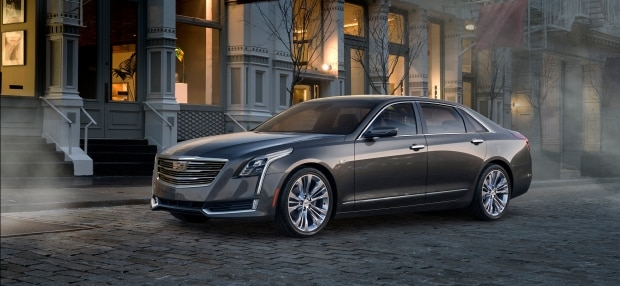 Cadillac Introduces Redefined Prestige Luxury to the Middle East with the First Ever CT6