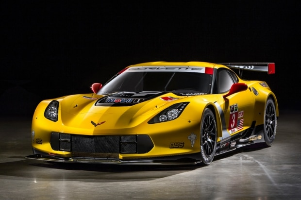 Corvette racing fast facts