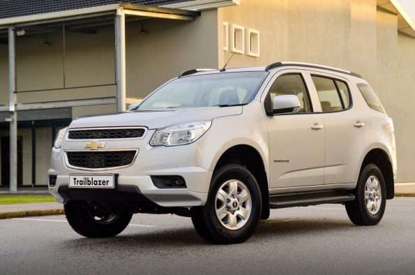 2015 Chevy Trailblazer >> Chevrolet Trailblazer Upgraded For 2014
