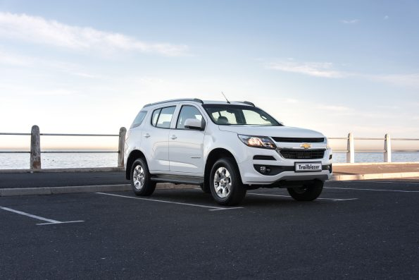 2017 Trailblazer More Refined And Safer Than Before