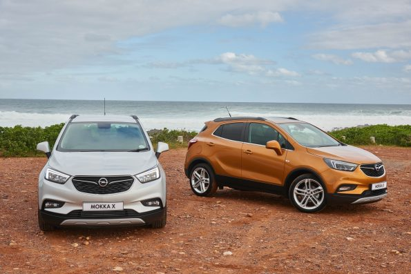 New Opel Mokka X Signals New Direction For Opel
