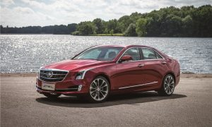 Shanghai GM will launch the Cadillac ATS-L luxury sport sedan on August 15.