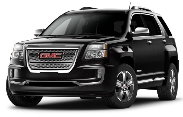 2017 Terrain Small Suv Gmc Denali Luxury