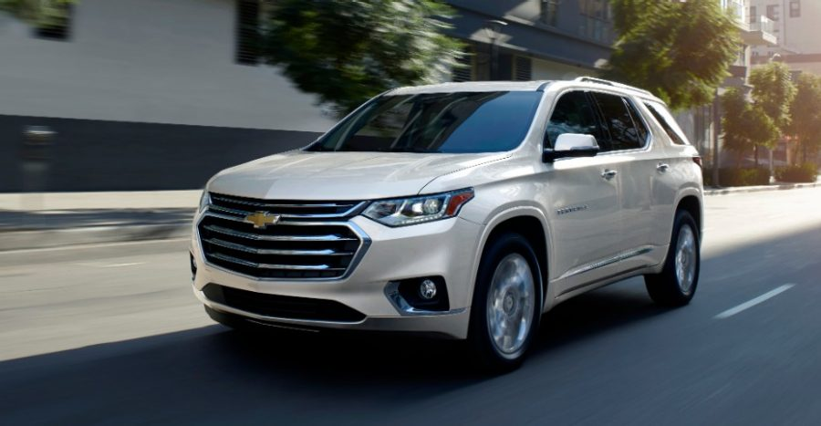 THE 2018 TRAVERSE