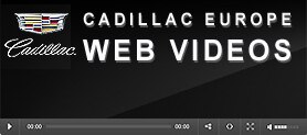 Cadillac Europe Web TV
