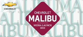 Press Kit: Chevrolet Malibu
