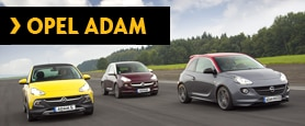 Visit the Opel ADAM Microsite