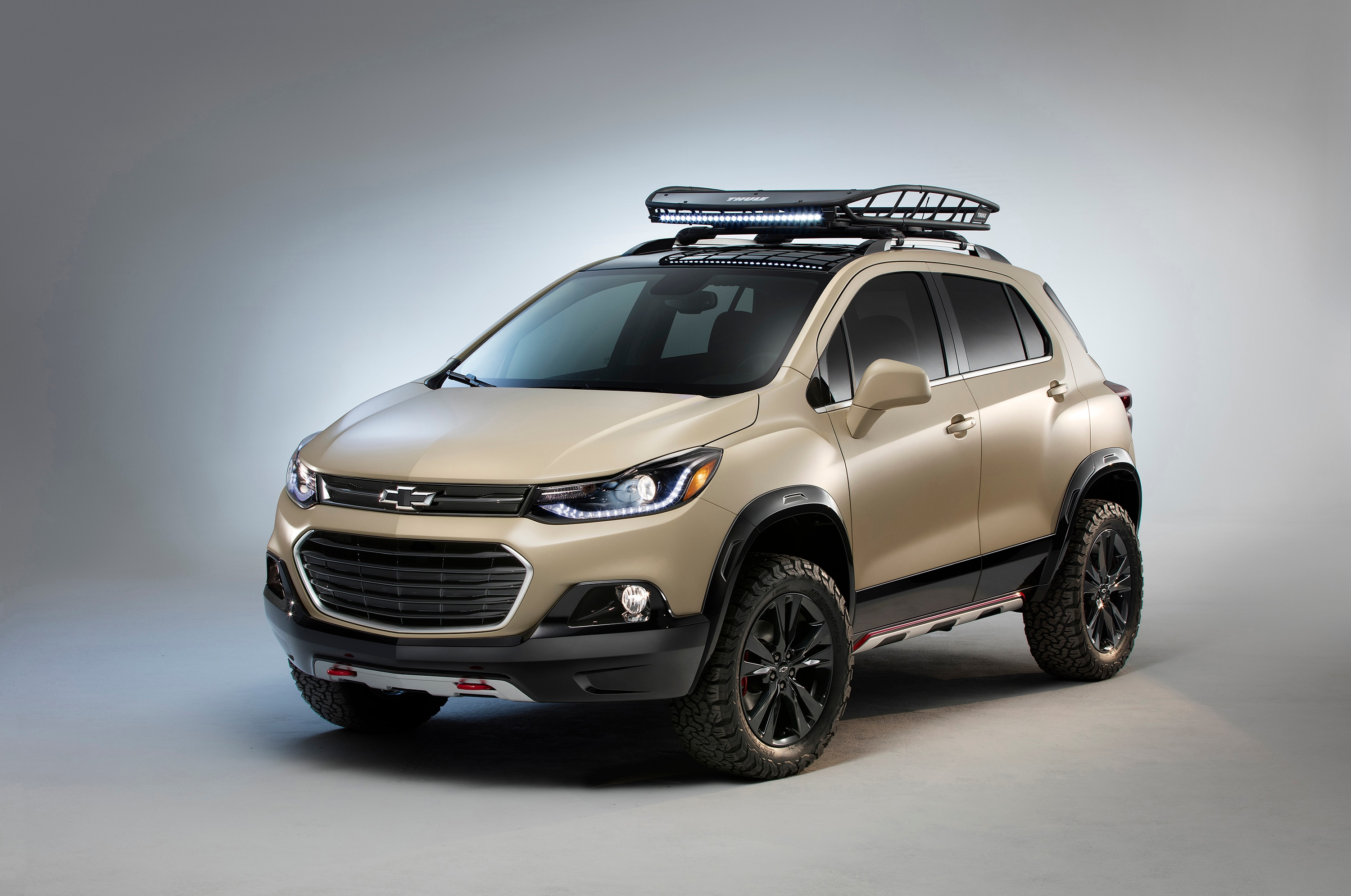 Chevy Small Suv >> Chevrolet Trax Activ Concept Is Ready For Adventure