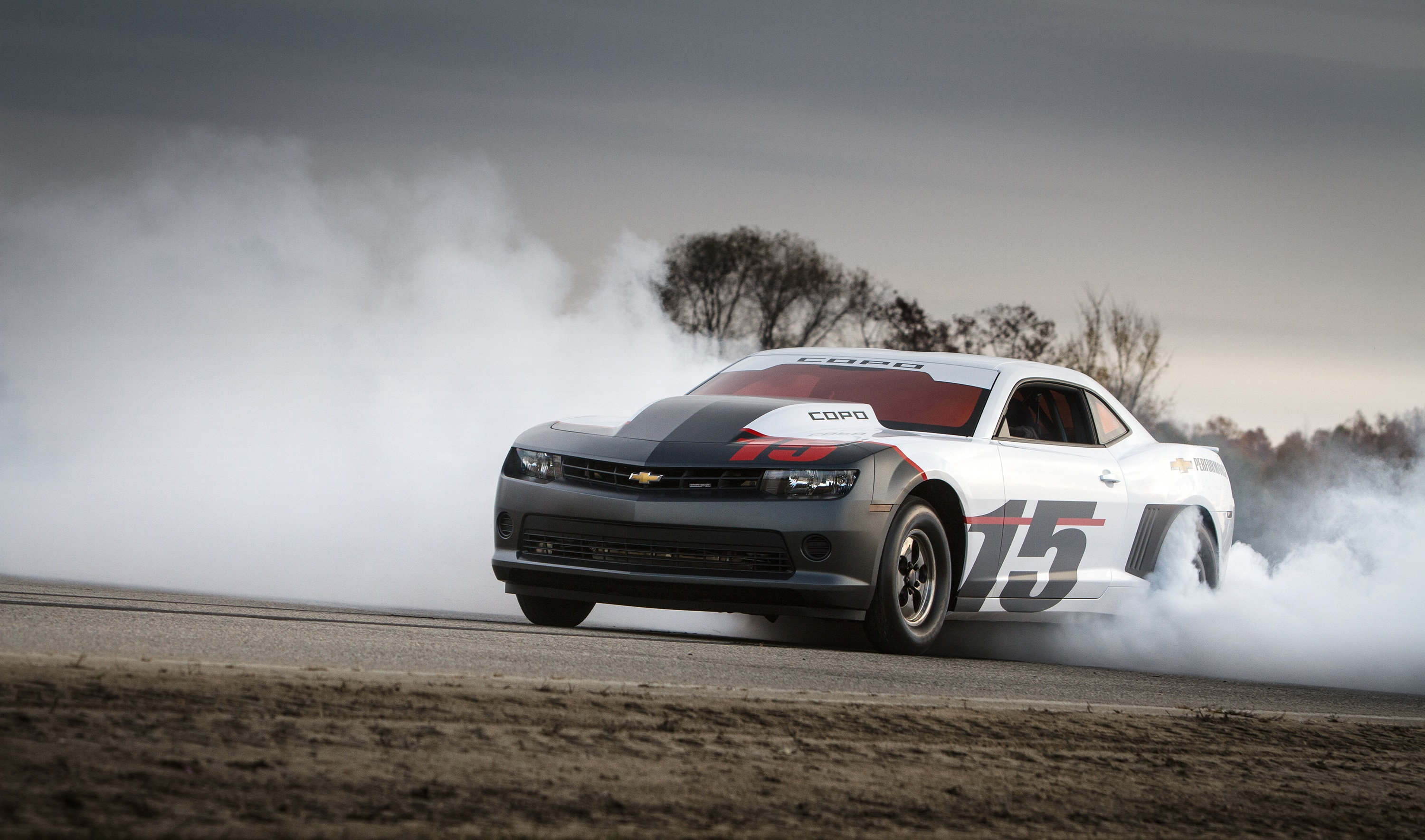 Sale of 2015 COPO Camaro No. 1 Raises $400,000 to Benefit Disabled ...