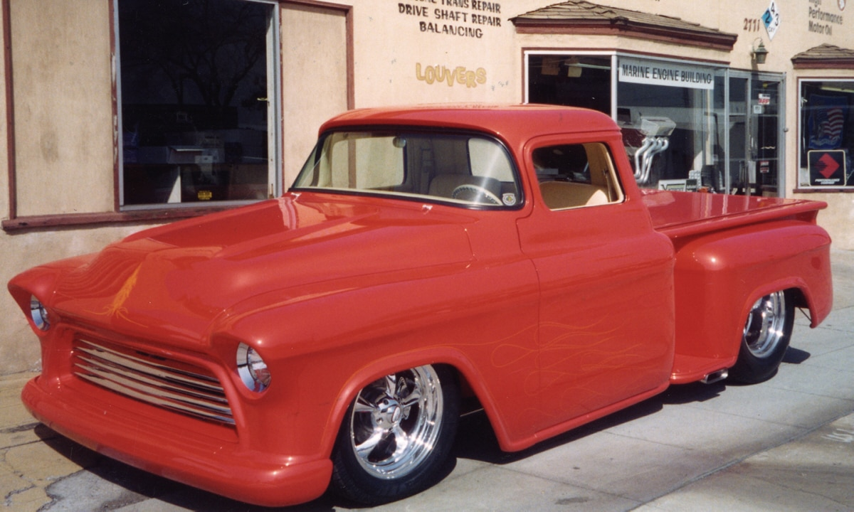 9 Six Figure Chevrolet Trucks