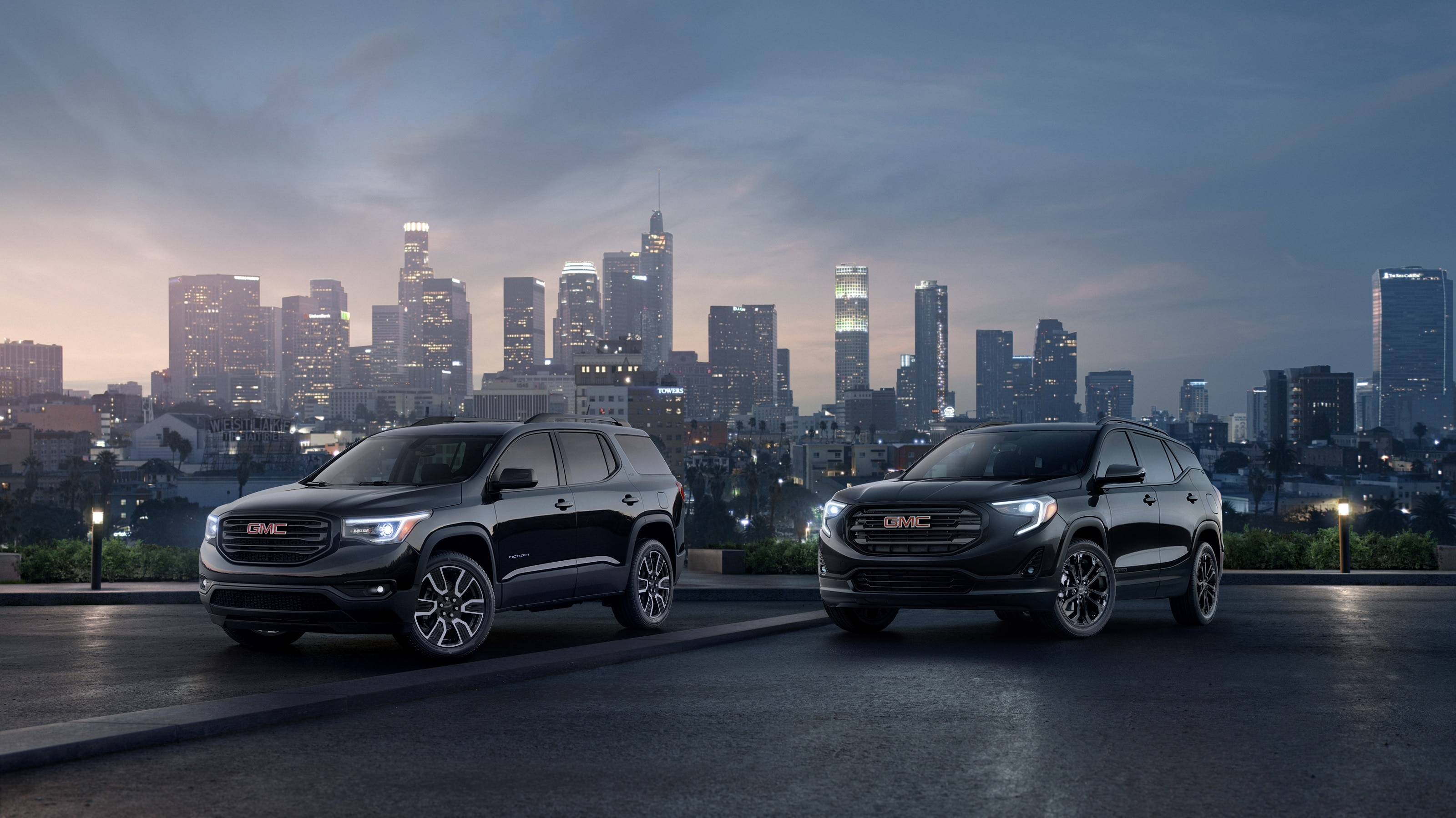 Fade To Black Gmc Introduces Suv Special Editions