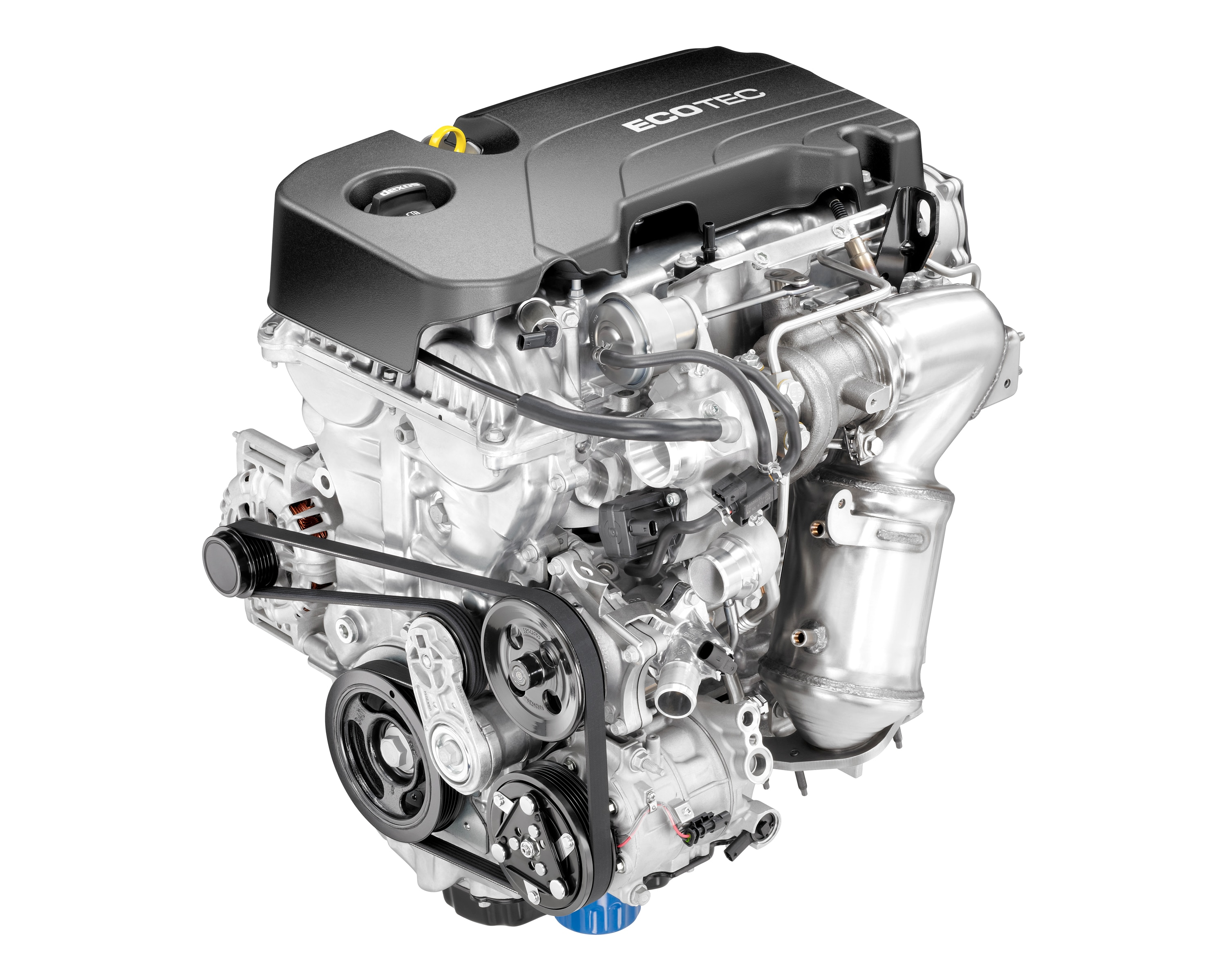 New Ecotec Engines Deliver More with Less Complexity