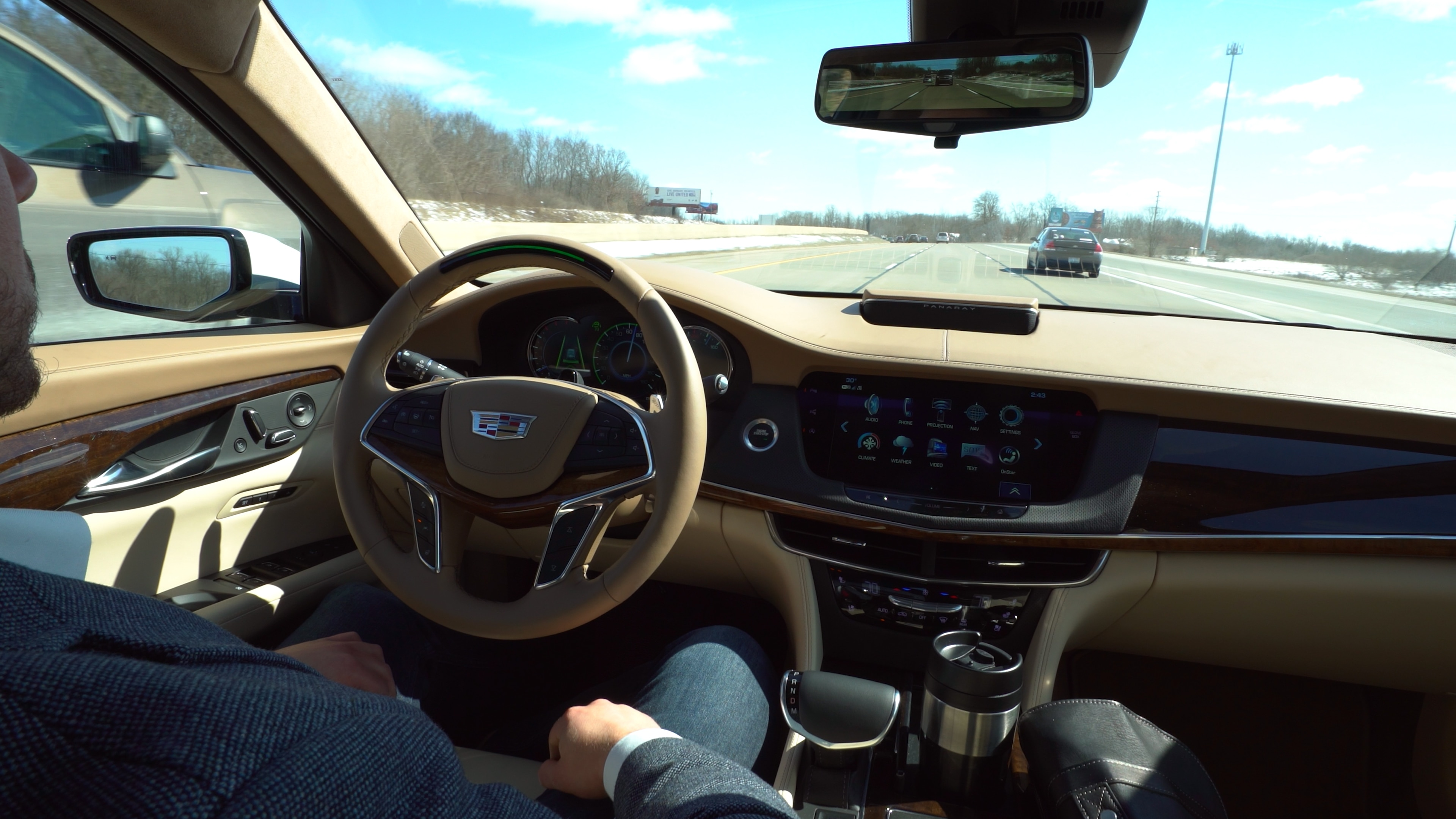 Cadillac Super Cruise™ Sets the Standard for Hands-Free