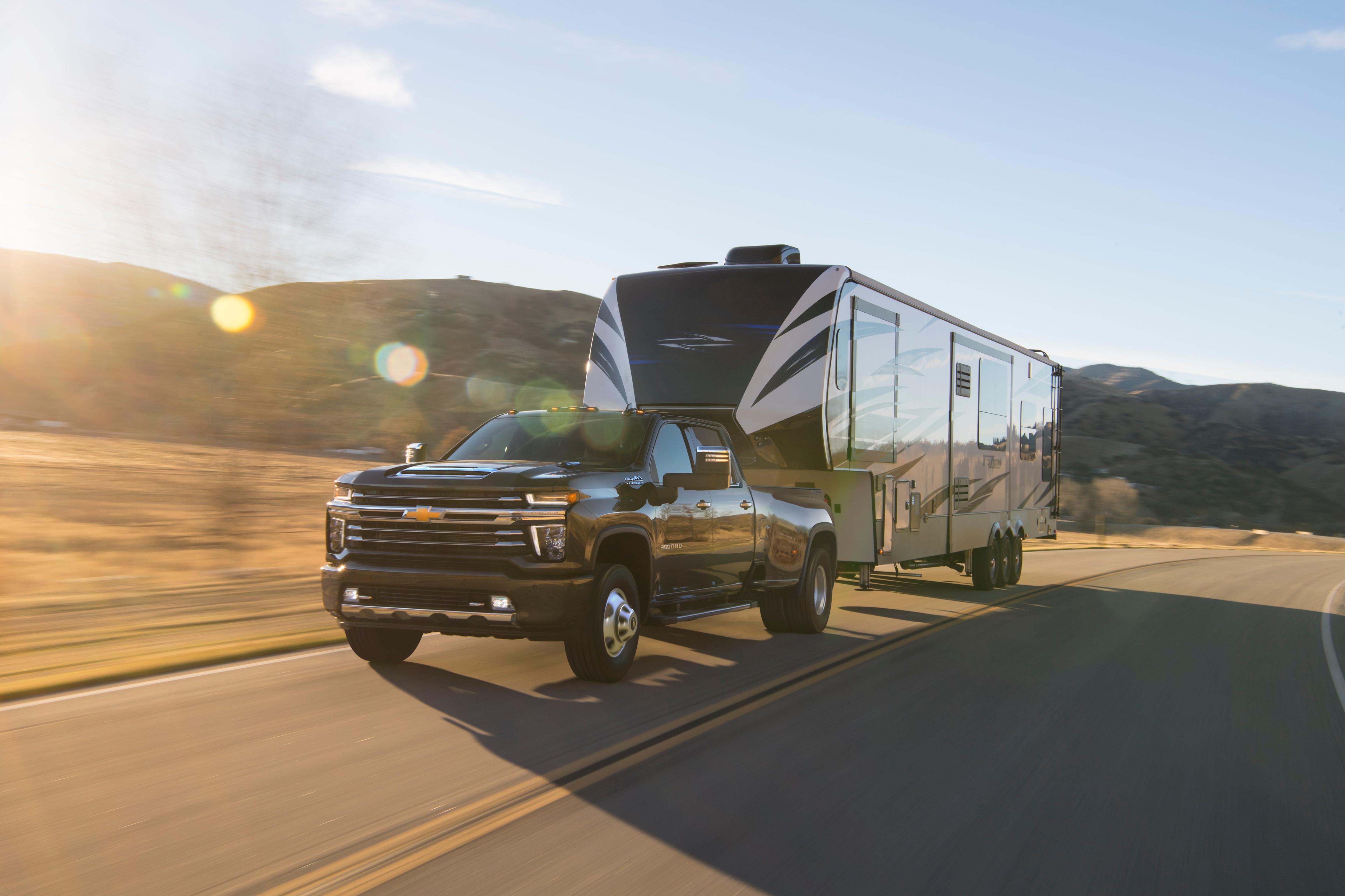 Chevrolet Silverado 3500HD - 2020