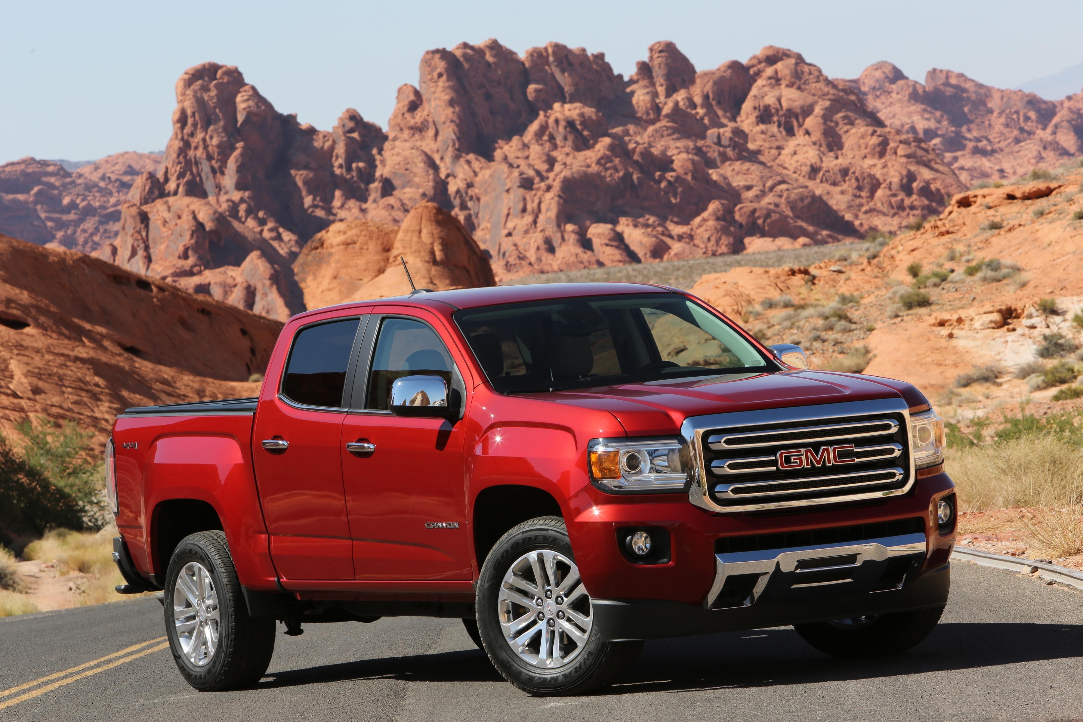 2019 Canyon: Small Pickup Truck - GMC