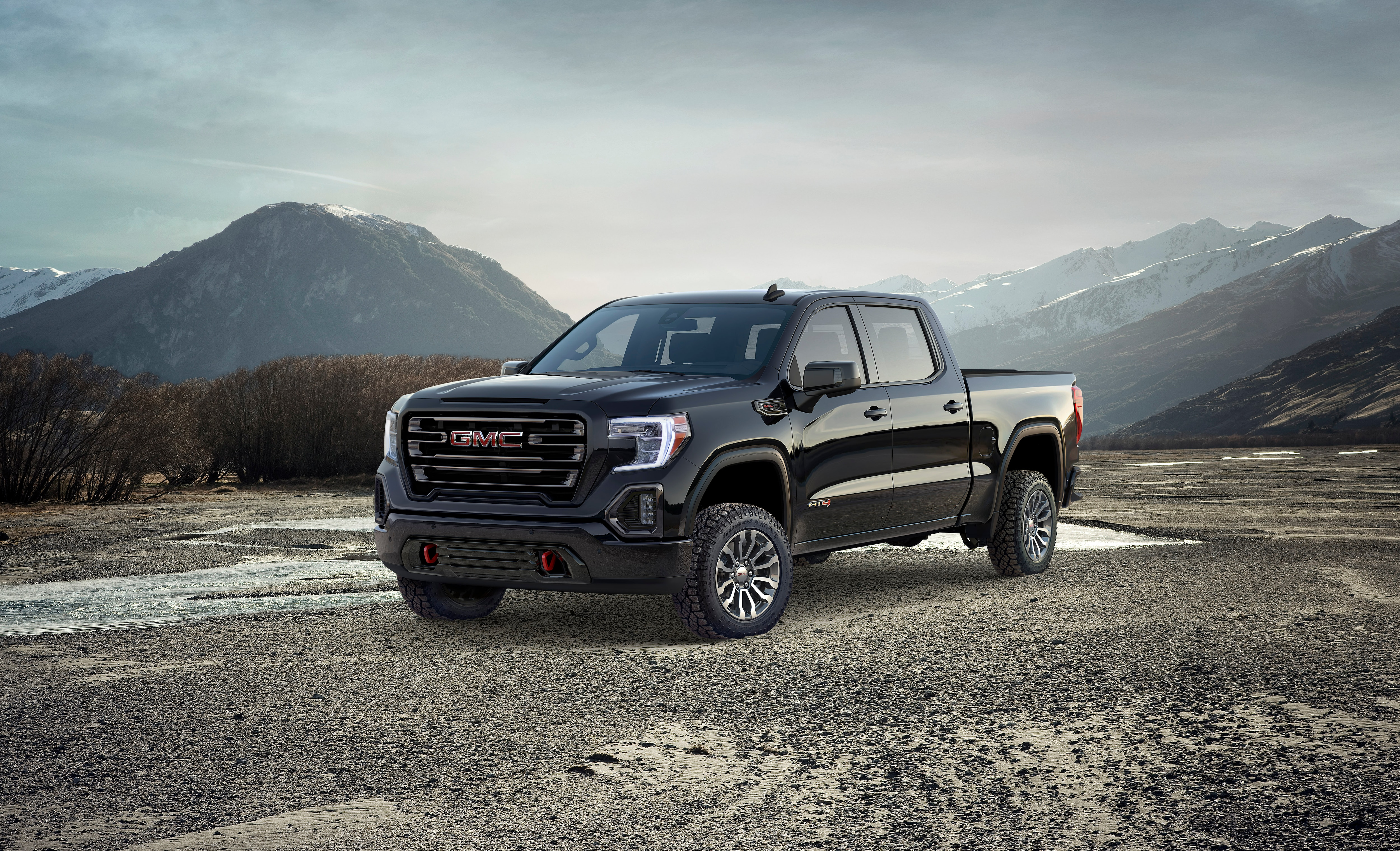 2019 Sierra AT4: Pickup Truck - GMC