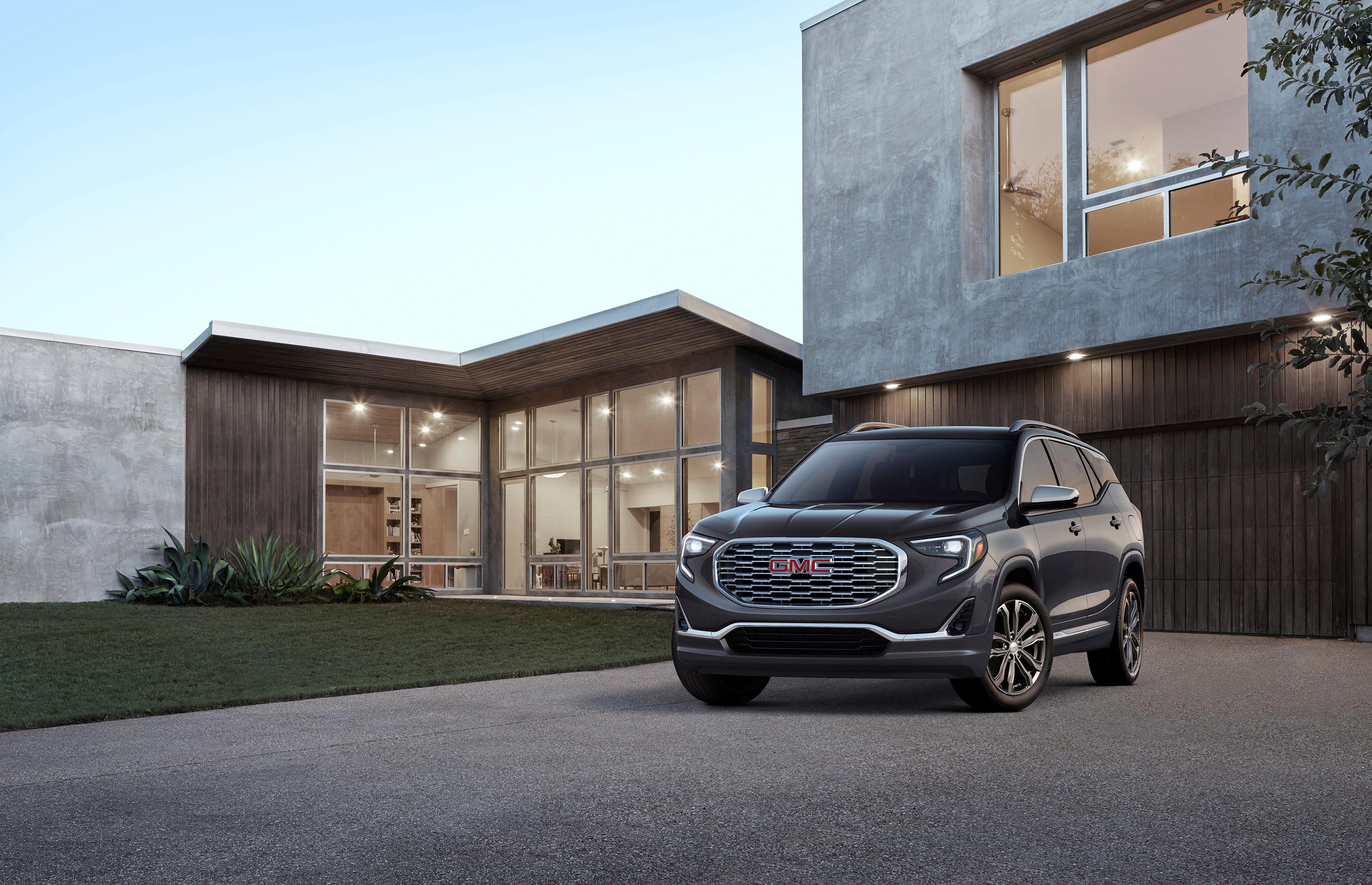 2019 Terrain: Small SUV - GMC