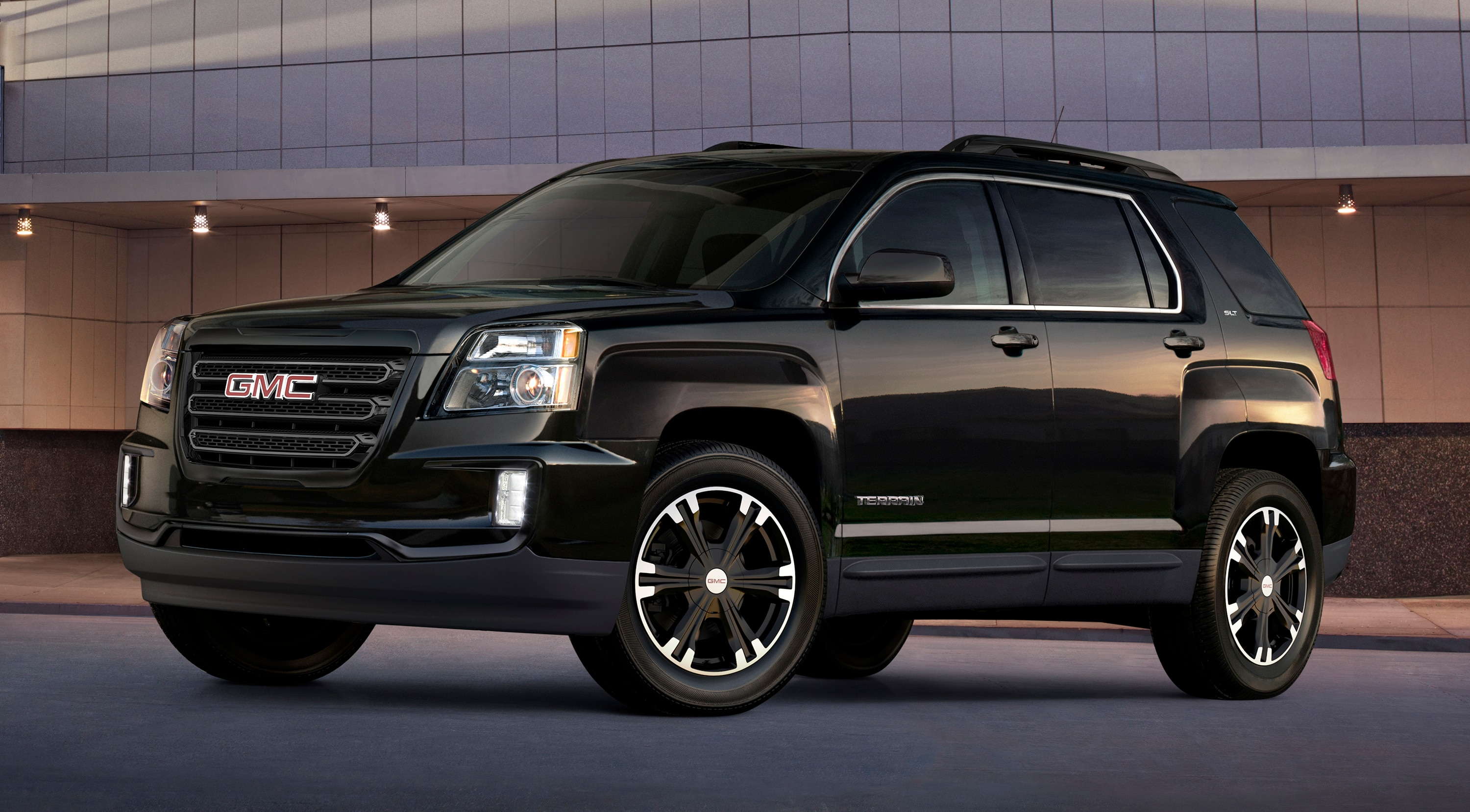 Gmc Introduces 2017 Terrain Nightfall Edition