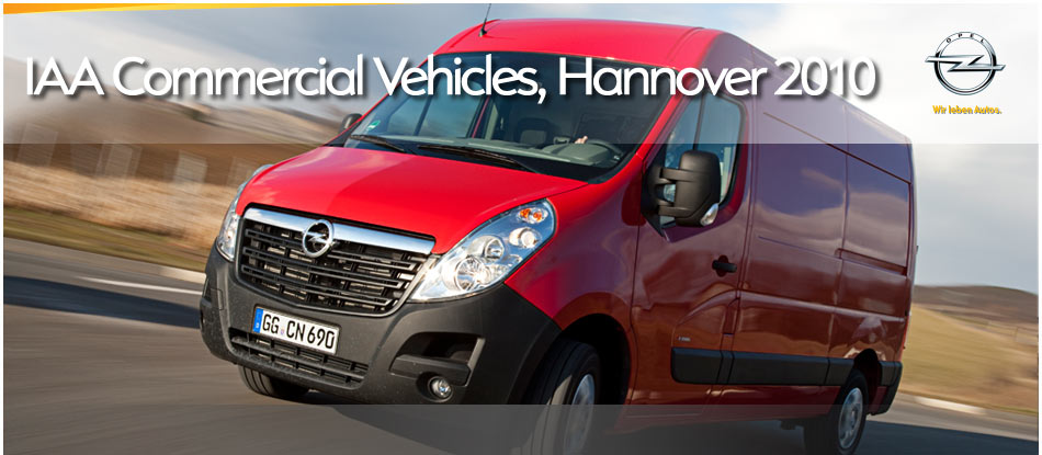 IAA Commercial Vehicles, Hannover 2010
