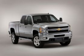 Chevrolet's New 2011 Silverado HD Chassis Cab And Box-Delete