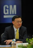 GM China President Matt Tsien